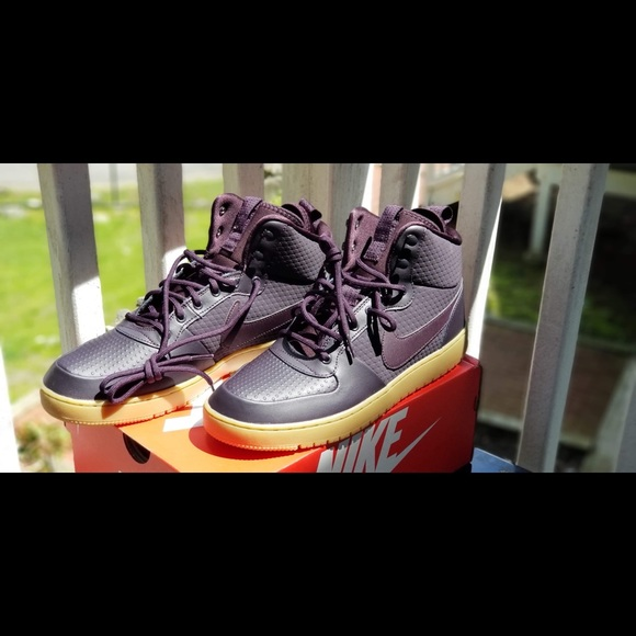 Nike Other - New Mens Nike Ebernon Mid Winter shoes M12